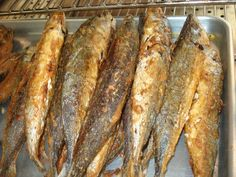 Galunggong / Mackerel Scad seafoods