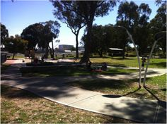 Caterpillar Park, Mandurah Fenced Parks in Perth - Toddler Playgrounds Kids Indoor Playground, Open Water, Web Images, Caterpillar, Car Parking, Perth, Cool Kids, Fence, Places To Go
