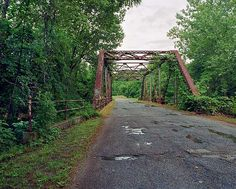 Route 66 Rusty bridge, Spencer, Missouri Color Photography, Digital Photography, Landscape Photography, Historic Route 66, Abandoned Places, Impressionism, Buy Art, Documentaries, Country Roads