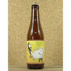 Cerveja Struise Catso, estilo Saison / Farmhouse, produzida por De Struise, Bélgica. 5% ABV de álcool.