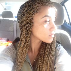 My Small Senegalese twists