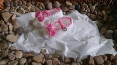 baby shoes by crochetcraziehand on Etsy