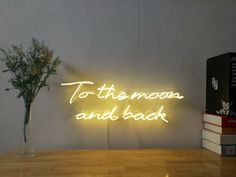 To The Moon And Back Real Glass Neon Sign For Bedroom Garage Bar Man Cave Room Home Decor Personalised Handmade Artwork Visual Art Dimmable Wall Lighting Includes Dimmer Chandelier Bedroom, Bedroom Lighting, Interior Lighting, Rooms Home Decor, Bedroom Decor, Bedroom Ideas, Bedroom Lamps, Artwork For Bedroom, Artwork Wall