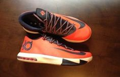 "Nike KD VI ""DC"" BASKETBALL Shoes  #Nike #BasketballShoes"