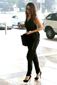 Selena Gomez.. She always looks PERFECT