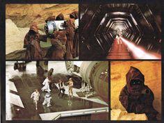 Star Wars original program page 14. Copyright 1977 by Twentieth Century-Fox Film Corporation. All Rights Reserved.