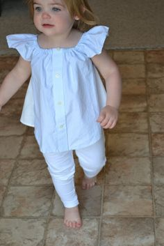 Little Quail: Recycled Little Boys Dress Shirt