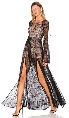 Majestic Maxi Dress