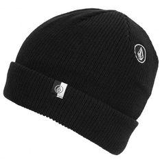 VOLCOM Sweep Fleece Lined Beanie black bonnet à revert 30€  volcom   volcomstone   155065c2f60