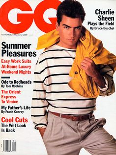 June 88 GQ,  II loved this guy! What happened?