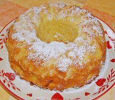 Zutaten 1 Pck. Puddingpulver, Vanille 150 g Butter 150 g Zucker 2 Ei(er) 1 Prise(n) Salz 250 g Mehl 3 TL, ge...