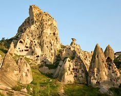 Sognali Valley, Cappadocia, Turkey.