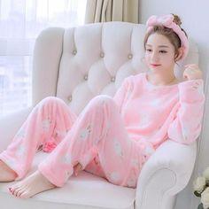 Cute Sleepwear, Sleepwear Sets, Sleepwear Women, Pajamas Women, Cute Pajama Sets, Cute Pajamas, Night Suit For Girl, Pajama Outfits, Cute Lazy Outfits