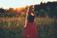 #3 Sunset by IDMW  on 500px #sunset #girl #photo