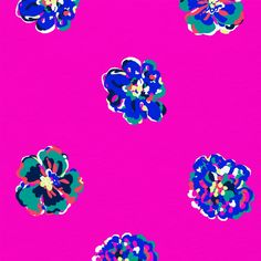 Lilly Pulitzer Mambo Pink of Corsage