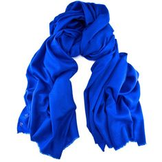 Black Cobalt Blue Handwoven Cashmere Shawl ($260) ❤ liked on Polyvore featuring accessories, scarves, cashmere shawl, shawl scarves, black scarves, black shawl and cashmere scarves