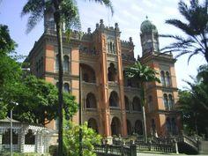Pavilhão Mourisco - Castelo - Prédio símbolo da Fiocruz