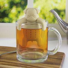 Pug in a Mug Tea Infuser - novelty dog tea infuser - Paladone