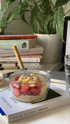 Think Food, I Love Food, Good Food, Yummy Food, Food For Thought, Healthy Snacks, Healthy Eating, Healthy Recipes, Food N
