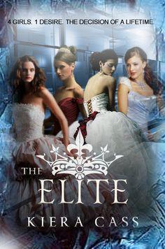 The Elite by Kiera Cass (2013)