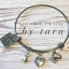 A personal favorite from my Etsy shop https://www.etsy.com/listing/489266444/rescued-is-my-favorite-breed-bangle