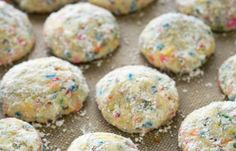 Some cookies are just meant for celebrations, and wedding cookies – whether you know them as Italian or Mexican, snowballs, butter balls, or Russian tea cakes – are some of the best. Just when you think these sugar-coated, buttery balls of taste couldn...