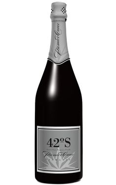 42 Degrees South Premier Cuvee Sparkling NV Coal River Valley - 6 Bottles Sparkling Wine, Or Rose, Wines, Bottles, Sparkle, How To Make