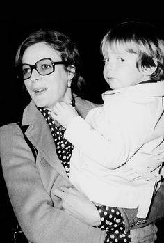 Con su hijo mayor Chris -1970 #
