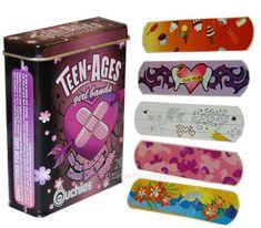 Girly Bandages