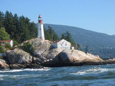Lighthouse park - Lighthouse Park trail is located in West Vancouver. This trail has some of the largest Douglas Fir trees in the city and is an easy hike. http://www.vancitybuzz.com/2013/06/best-easy-hikes-in-vancouver/