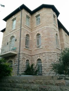 Jerusalem Houses in Talbieh