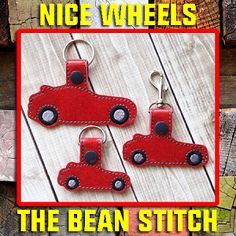 Nice Wheels!  - Includes THREE sizes!!!