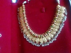 Indian Jewellery and Clothing: Latest designs of kasumala or kasulaperu..