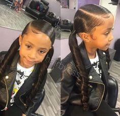 Black Kids Hairstyles, Cute Simple Hairstyles, Girls Natural Hairstyles, Baby Girl Hairstyles, Kids Braided Hairstyles, Formal Hairstyles, Beautiful Hairstyles, Teenage Hairstyles, Toddler Hairstyles