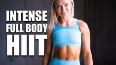 40 MIN WORKOUT OF THE DAY | CROSSFIT ®, HIIT FOR ALL LEVELS | INTENSE HOME WORKOUT - YouTube Full Body Hiit Workout, Sweat Workout, Workout Days, Weight Loss Workout Plan, Butt Workout, No Equipment Workout, Fat Burning Workout Plan, Glute Workouts, Stairs Workout