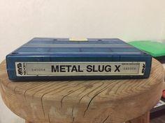 Metal Slug X Neo Geo Mvs Cart Arcade