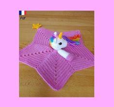 Chat Crochet, Crochet Amigurumi, Crochet Hats, Creative Bubble, Unicorn Pattern, France, Crochet Bikini, Crochet Patterns, Kawaii