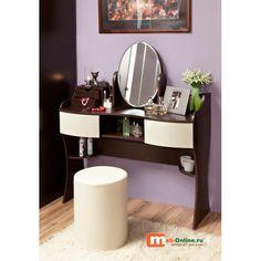 Стол туалетный 15 Амели - купить недорого по выгодной цене, в продаже стол туалетный 15 амели - посмотреть фото, характеристики и заказать с доставкой по Москве, стол туалетный 15 амели со склада и на заказ с гарантией от производителя - каталог интернет-магазина мебели Meb-Online.