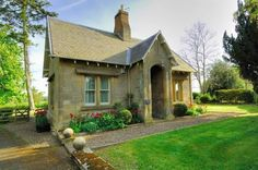 North Lodge Holiday Cottage - Coldstream, Scottish Borders | Crabtree & Crabtree