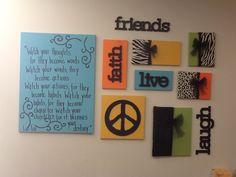 Classroom decor ! Love it ! Creative