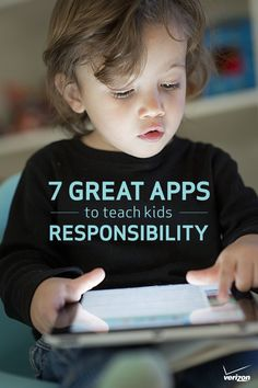 These helpful apps help parents instill good habits in their child's daily life.  Apps that help your kids keep track of their homework? That gamify chores around the house? That help kids understand how and why to save money? Yes, they do exist! These seven parenting tools are specially designed for children and help them tackle everything from learning to eat healthy to studying for next week's test.