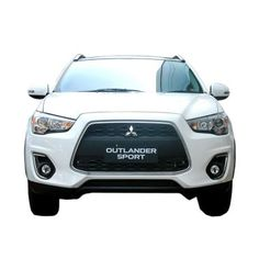 Harga Rp 113,844,800 Mitsubishi Outlander Sport PX AT Mobil - White Pearl [Uang Muka Kredit BCA]