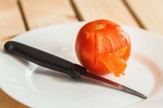Tyhle vychytávky s mikrovlnkou ještě neznáte! Co třeba bleskové knedlíky? - Proženy Cantaloupe, Microwave, Fruit, Food, Mini, Essen, Microwave Oven, Meals, Yemek