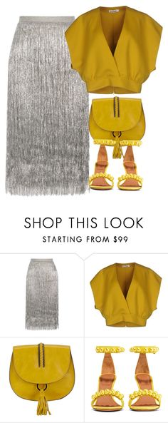 """Untitled #872"" by polyvorebyv on Polyvore featuring Rachel Zoe, Jil Sander, Hadaki and Givenchy"