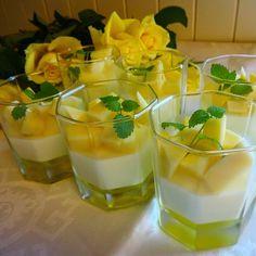 Edel's Mat & Vin : Kesamfromasj med mango ✿