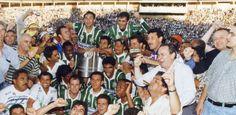 #Palmeiras, campeão paulista #1994