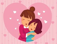 Wierszyk: Kocham Cię Mamusiu dla dzieci do pobrania i wydruku za darmo. Rymowanka do zaproszenia, recytowania, na przedstawienie czy uroczystość.