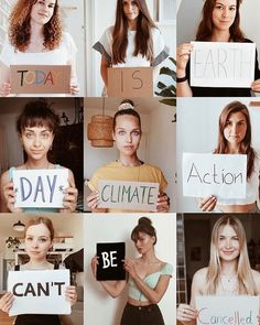 🌿TODAY IS EARTH DAY🌿 CLIMATE ACTION CAN'T BE CANCELLED! 📸 Thank you to the eco bloggers on the image for getting together and raising awareness today and everyday! 🙏  @heylilahey 🌿What's your small act of love for the planet today? #earthday Climate Action, Earth Day, Raising, Image
