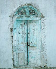 prachtig mooie oude deur