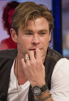 ~~#ChrisHemsworth #ElHormiguero~~